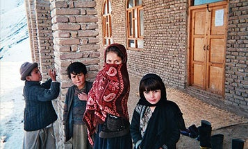 Disposable Cameras Help Rural Afghani Students Document School Conditions
