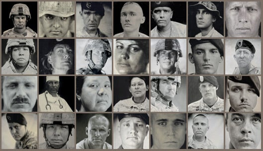 """Collodion-Soldiers-Ellen-Susan-s-portraits-of-sol"""