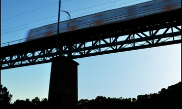 Photographer Struck and Killed While Trespassing on Railway Bridge