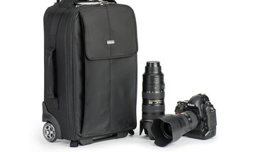 The Think Tank Airport Advantage Is A Rolling Camera Bag That Fits Even Commuter Planes