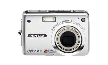 Camera Review: Pentax Optio A10