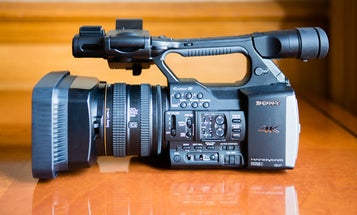 New Gear: Sony FDR-AX1 4K Handycam and HDR-MV1 Music Video Recorder