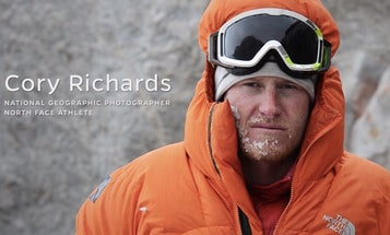 National Geographic's Cory Richards Explains The Value of Not Getting Too Comfortable As a Photographer
