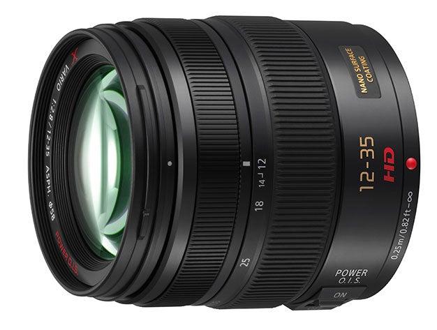Panasonic X 12-35mm Zoom Lens