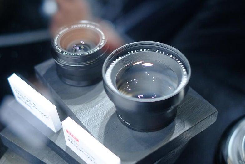 Fujifilm X100s 50mm Lens
