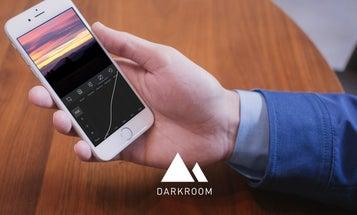 New App: Darkroom Photo Editor for iOS