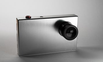 TinyMOS: Small Camera Built for Astrophotography