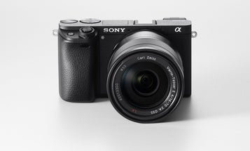 Hands On: Sony a6300 Mirrorless Camera