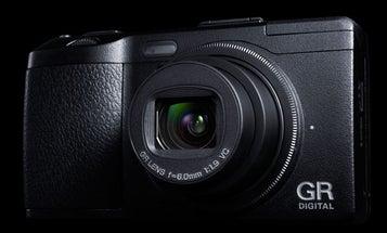 New Gear: Ricoh GR Digital IV Advanced Compact