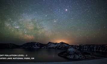 Watch This: Just How Much Does Light Pollution Affect Night Sky Photography?