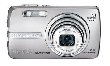 Camera Review: Olympus Stylus 750