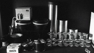 darkroom tanks