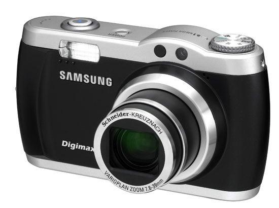 """Samsung-Digimax-L85-digital-camera"""