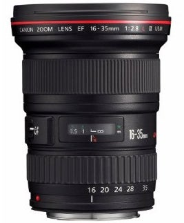 Canon EF 16–35mm f/2.8L II USM AF