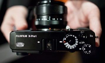 Video Hands-On: Fujifilm X-Pro1