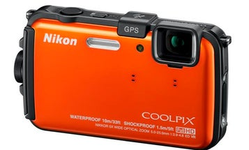 Nikon Coolpix AW100 Is a Tough, Waterproof Camera With GPS