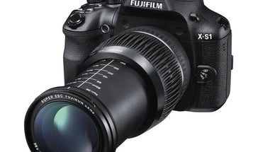 New Gear: Fujifilm X-S1 is a High-End Super Zoom