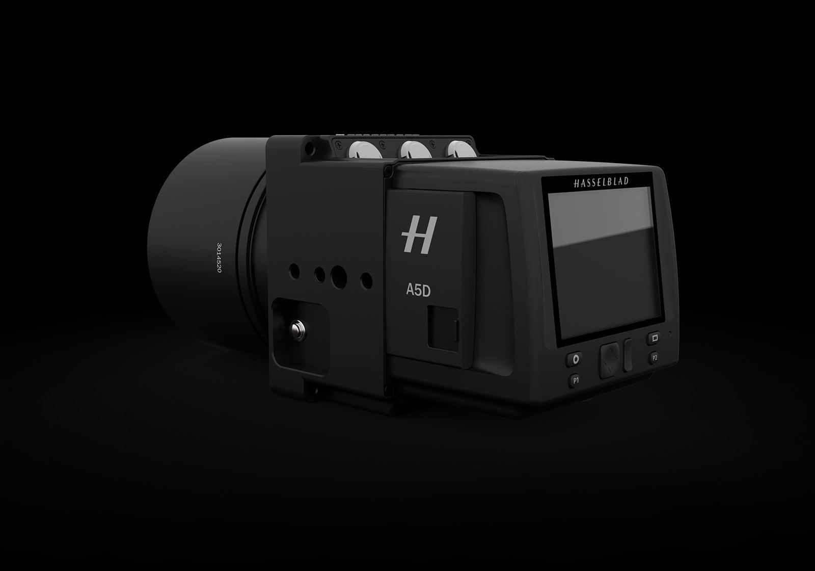 Hasselblad H5D Aerial Camera