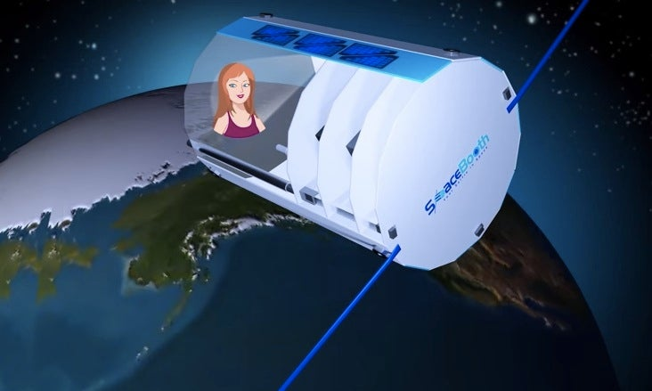 spacebooth