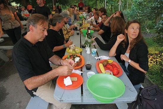 """Maine-Media-Workshops-MMW-students-feast-on-Maine"""
