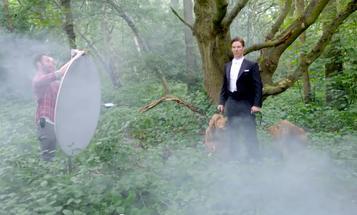 Behind the Scenes: Photographing Benedict Cumberbatch for Vanity Fair