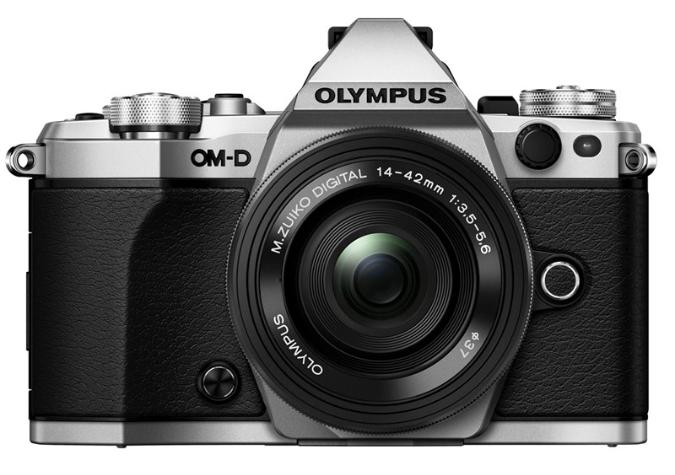Olympus OM-D E-M5 Mark II Micro Four Thirds Camera