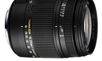 New Gear: Sigma 18-250mm F/3.5-6.3 DC Macro OS HSM Zoom Lens