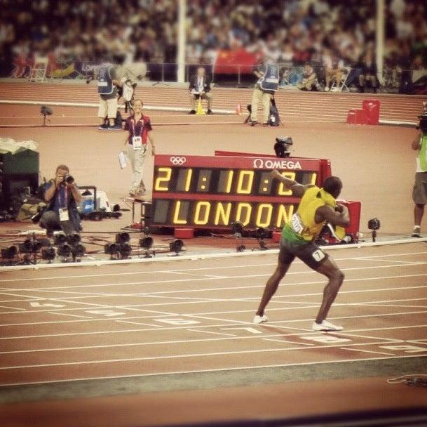 instagram london olympics