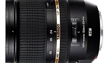Tamron 24–70mm f/2.8 Di VC USD