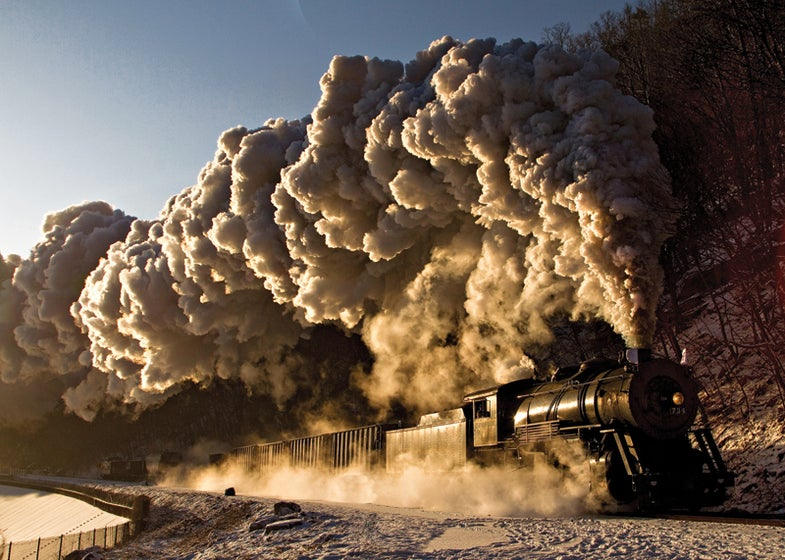 Historic Railroads