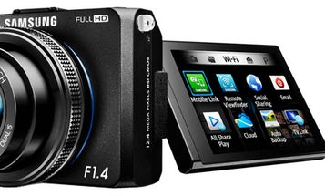 New Gear: Samsung EX2F With f/1.4 lens, WiFi