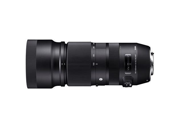 Sigma 100-400mm Push/Pull Zoom Lens