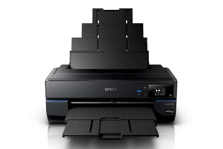 New Gear: Epson SureColor P800 17-Inch Printer