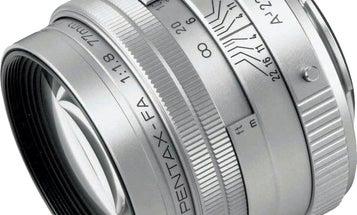 Pentax 77mm f/1.8 FA Limited