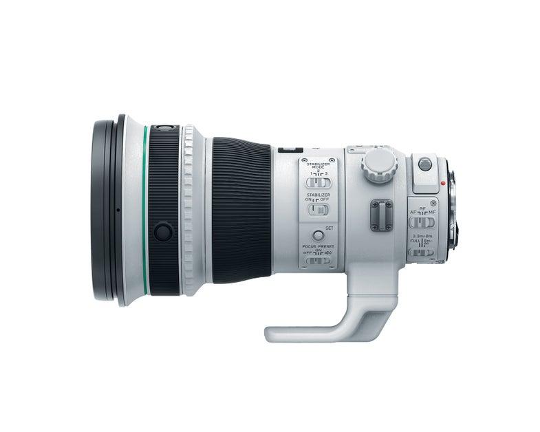 Canon 400mm DO Lens