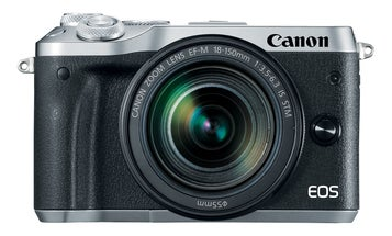 Canon EOS M6 Mirrorless Has Dual Pixel AF, In-Body Image Stabilization