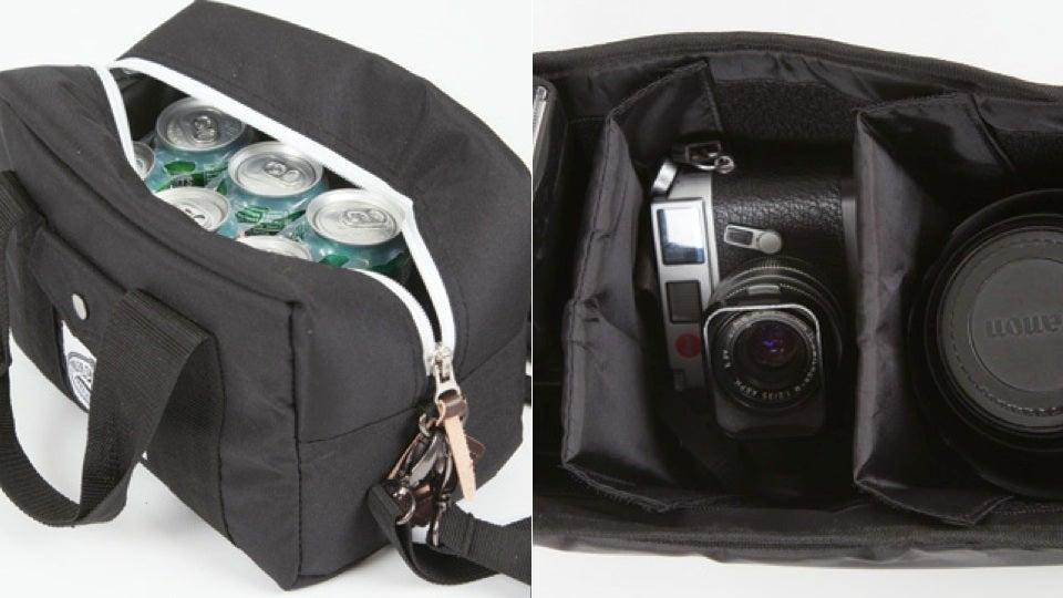 camera cooler
