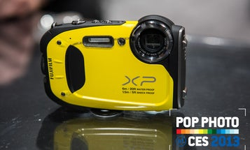 CES 2013 Round-Up: Waterproof Rugged Cameras