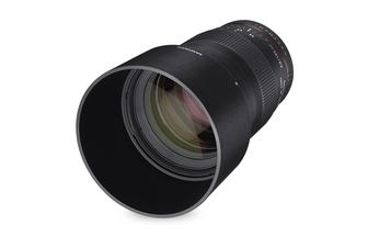 New Gear: Rokinon Announces 135mm f/2.0 Lens