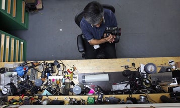 Video: A Look Into the World of National Geographic's Camera Wizard