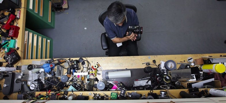 National Geographic Camera Enginner Kenji Yamaguchi