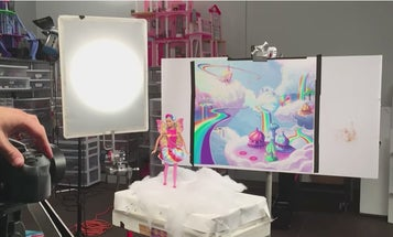 """Behind The Scenes: This Is What It Takes to Make a Barbie """"Dreamtopia"""" Photoshoot"""