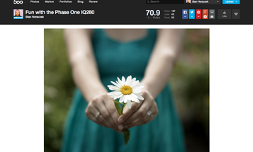 500px Redesign Puts More Focus on the Photos