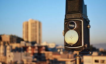 This Pinhole Camera Will Capture the Next 1,000 Years in One Photo
