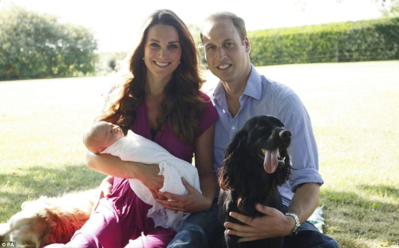 Bad Pictures of a Royal Baby