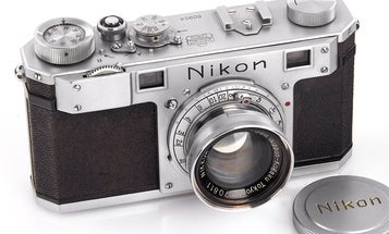 The Earliest Surviving Production Nikon Camera Is Going Up For Auction Starting Around $100,000