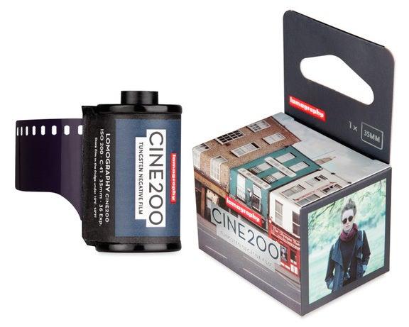 Lomography Cine200 Film