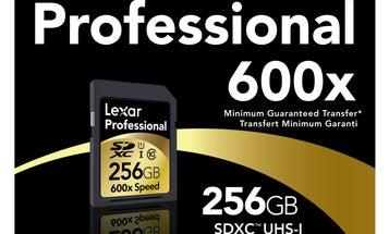 New Gear: Lexar Announces 256GB SDXC Card, New XQD Cards