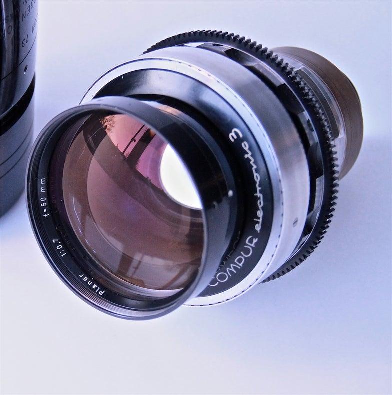 carl zeiss 50mm f0.7