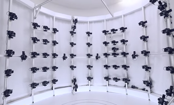 Panasonic's 3D-Scanning Photo Booth Uses 120 Lumix GH4 Cameras